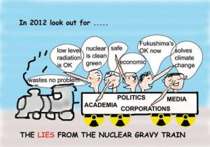 In 2013, continue to be on the look out for the Nuker Gravy Train!