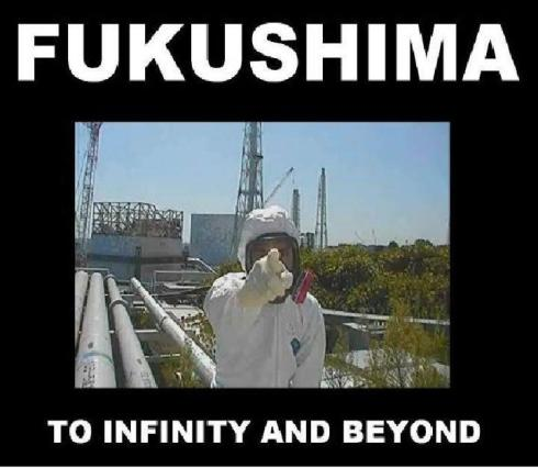 Fukushima to Infinity.