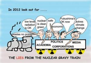 Did you identify the Nuker Gravy Train of Experts Liars and Worse? Continue to be on the lookout....Follow the stench and the money....