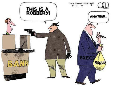 amateur bank robbery