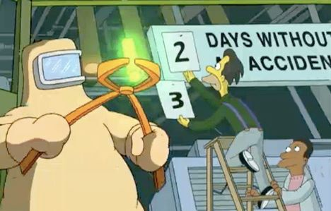 2 days without a  nuclear accident