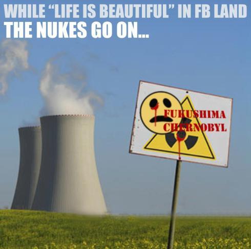 fb chernobyl fukushima