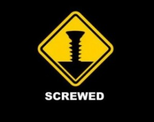 screwed s