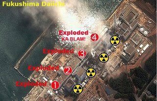 3 22 11 CNN said on 3 22 11 that #4 EXPLODED TOO m