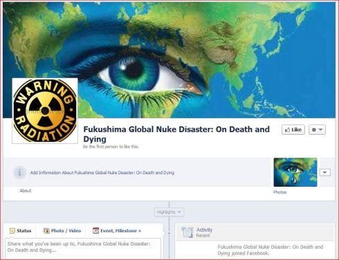 Fukushima Global Nuke Disaster On Death and Dying