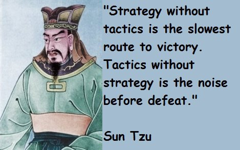 sun tzu strategy