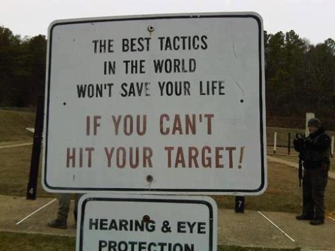 tactics and targets
