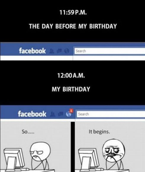 the day before my-birthday