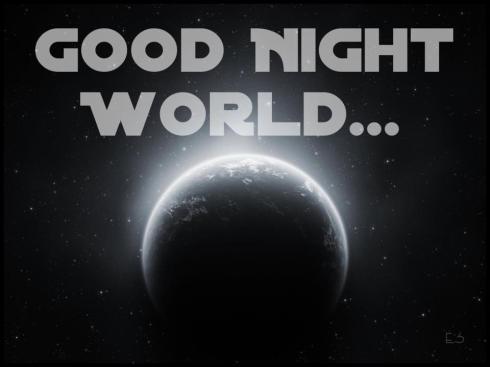 world goodnight