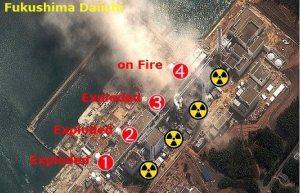 Fukushima March 2011