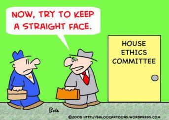 house ethics politicians