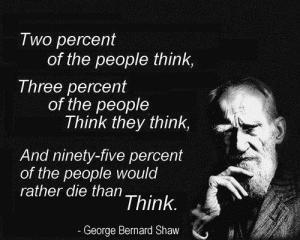 think  shaw