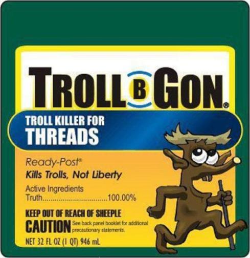 trolls be gone