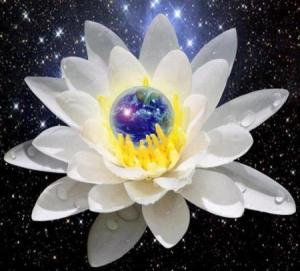 Earth  lotus-earth1