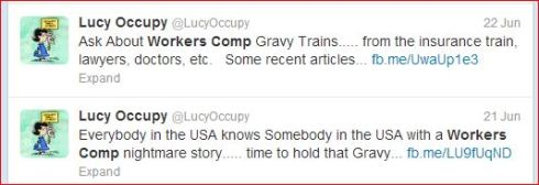 wc lucy tweets