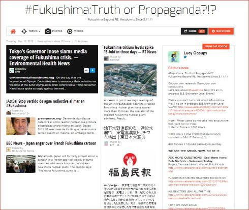 #Fukushima: Truth or Propaganda  How Can YOU Tell?? http://paper.li/LucyOccupy/1375656764