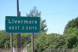 LIVERMORE NEXT 2 EXITS
