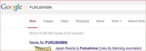 fukushima google search 14300000   11 27 13  205 pm pst