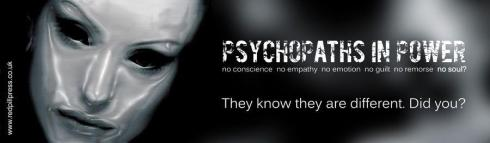 psychopaths know they are different  DO YOU
