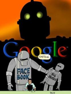 GOOGLE FB THOUGHT POLICE INTERNET