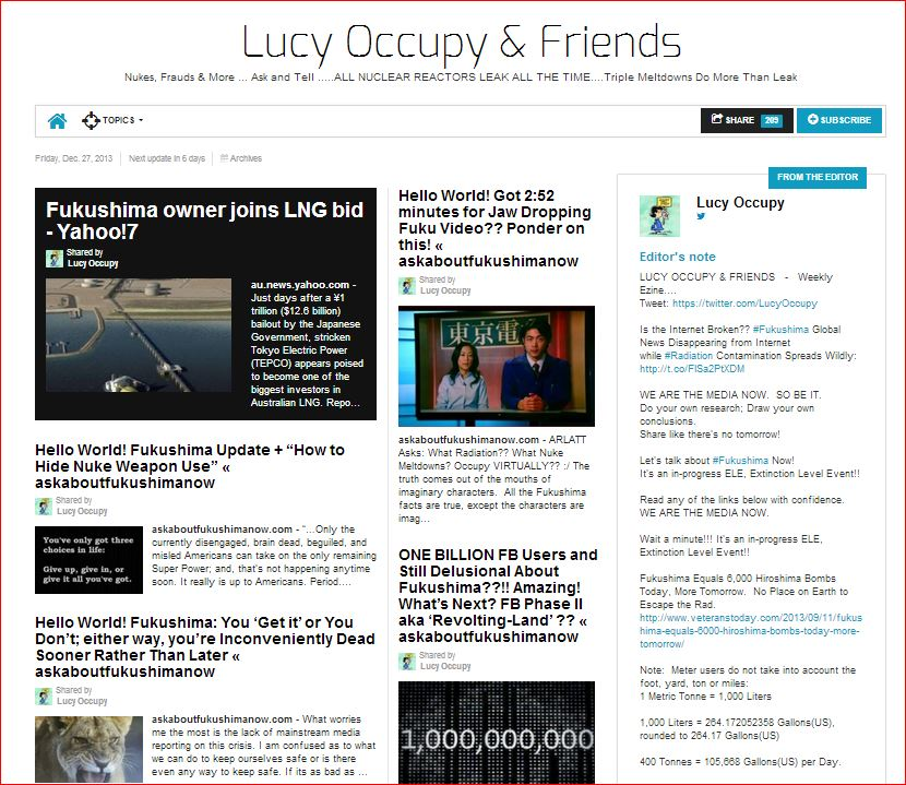 Lucy Occupy and Friends  12 27 13  a