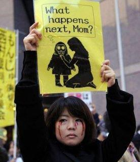 Fukushima:  3.11.11 - What Lucy Occupy and Some Friends Used to Believe  . . .  (3/6)