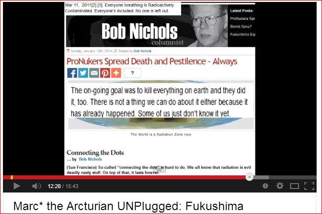 Fukushima Unplugged