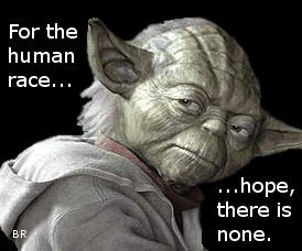Yoda and the Human Race