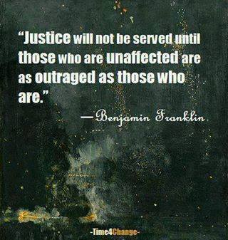 Justice So Says Ben Franklin