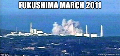 Fukushima March 2011