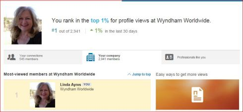 Linda Ayres  Wyndham LinkedIn   11 8 2014