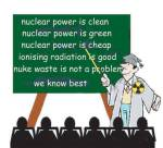 nuclear lessons and lies