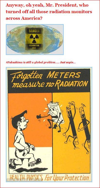Radiation Monitors