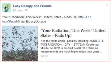 Lucy and Friends  Your Radiation Your Week