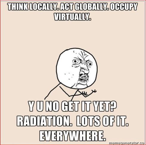 yuno think act occupy