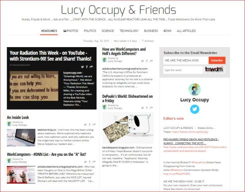 LUCY OCCUPY AND FRIENDS 8 20 15 PAPERLI