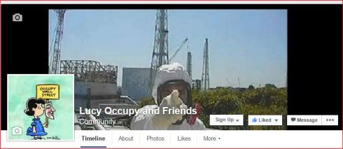Lucy Occupy And Friends Facebook Community