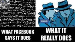 What FB says it does