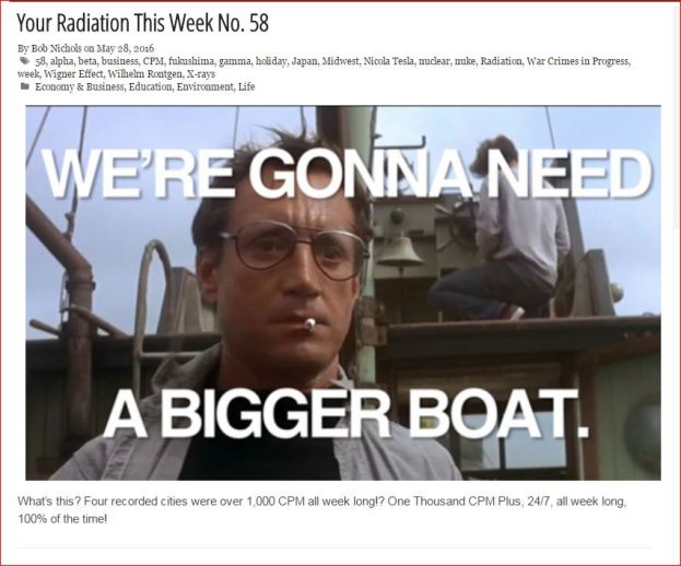 YRTW NO 58 IMAGE WE'RE GONNA NEED A BIGGER BOAT