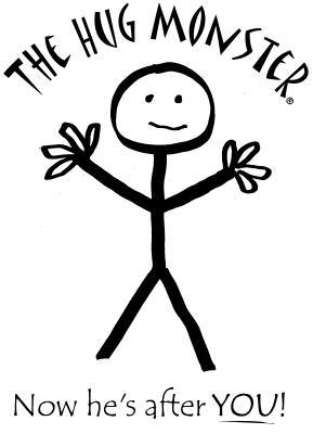 fun-hug-monster