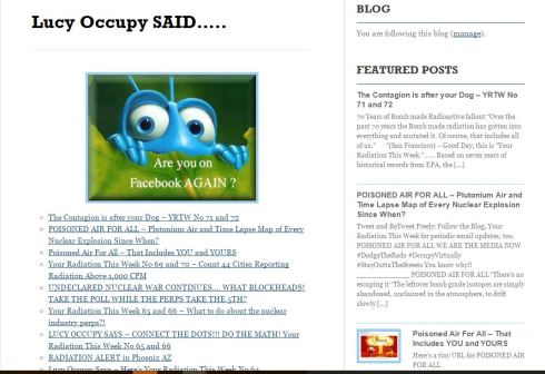 lucy-occupy-are-you-on-facebook-again-dodge-the-rads-extinctionisboring