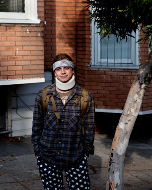 Scott Olsen: Casualty of the Occupation He was a Marine who survived two tours of Iraq, but it was the Oakland police who almost killed him